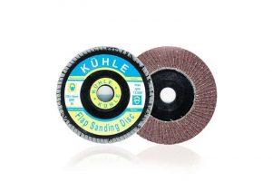 flap sandiing disk kuhle abrasive